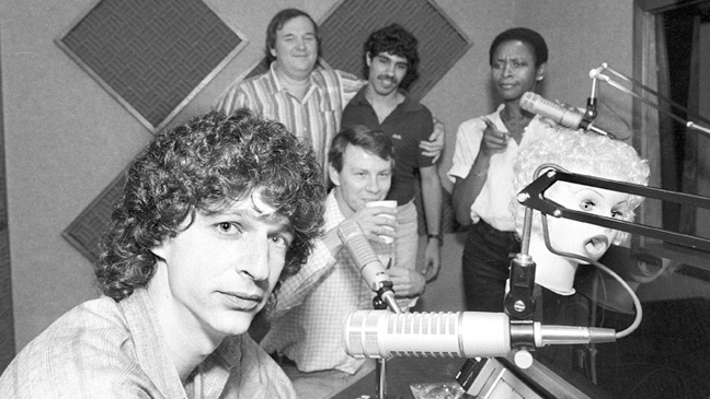 Howard Stern Through The Years The Hollywood Reporter