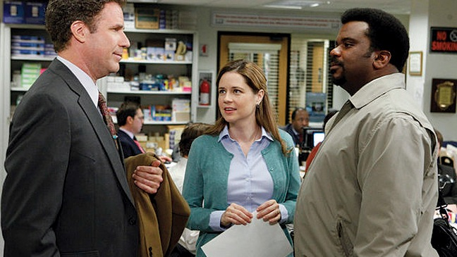 Dunder Mifflin Paper Company one of the best fictional TV offices