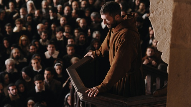 The Monk (Le Moine): Film Review – The Hollywood Reporter