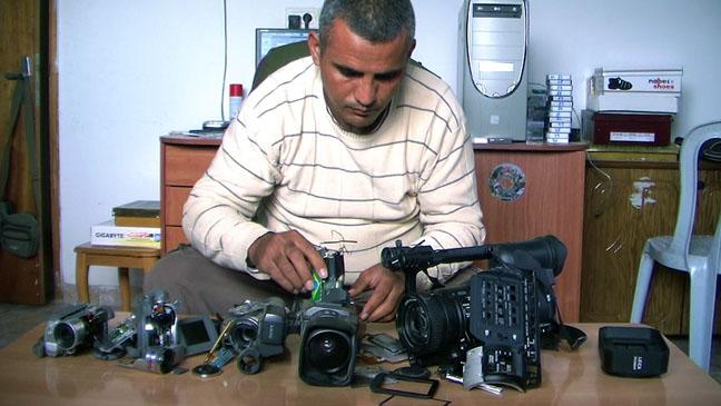 5 Broken Cameras Sundance Film Review The Hollywood Reporter