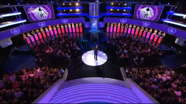 dating show lights out)