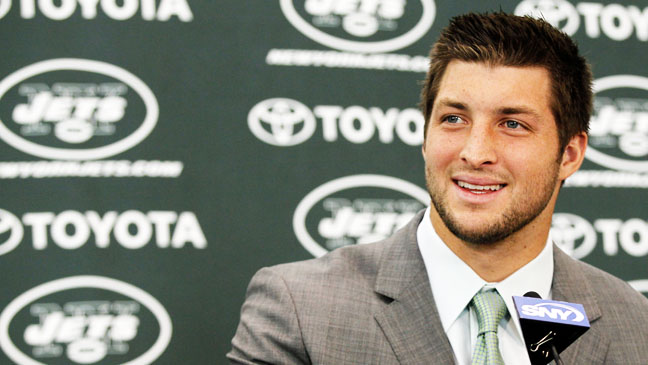 Tebow dating tim The Untold