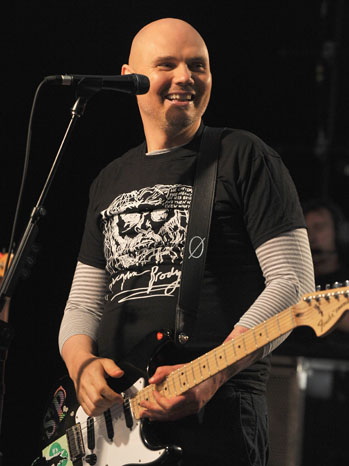 Smashing Pumpkins? Billy Corgan: ?I?m Disappointed in America; We?ve Lost Our Moral Compass?