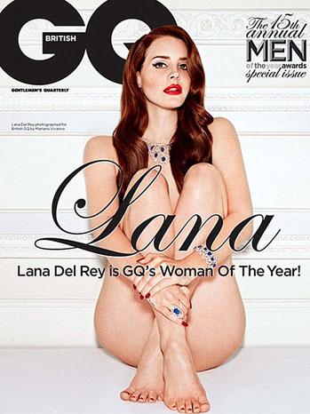 Lana Del Rey Fan » Arquivo » Lana Del Rey attends GQ Men