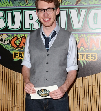 'Survivor: Caramoan' Winner John Cochran Lands CBS Writing ...
