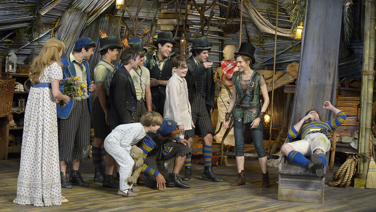 Peter Pan Live' Recap: Best and Worst Moments – The Hollywood Reporter
