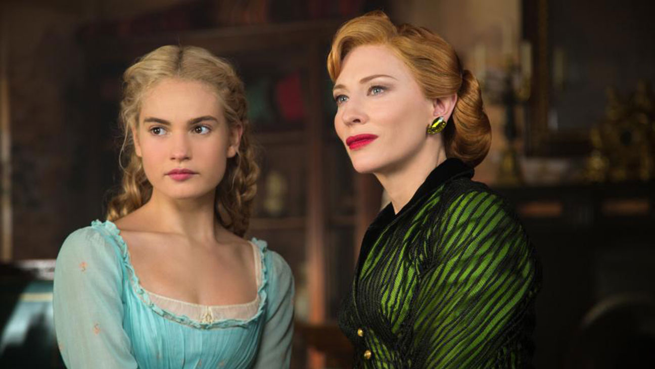 Box Office: 'Cinderella' Lives Happily Ever After With $132.5M Global Debut  – The Hollywood Reporter