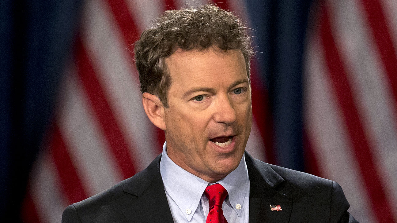 """Rand Paul Criticizes Savannah Guthrie: """"Let Me Explain Instead of Talking  Over Me"""" – The Hollywood Reporter"""