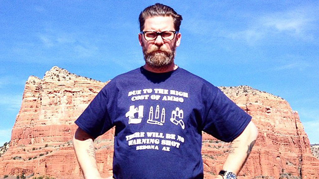 Vice Co-Founder Gavin McInnes on Trolling Feminists: I?m Not Andy Kaufman; This Isn?t a Joke