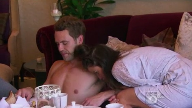 Bachelorette Sex Scandal