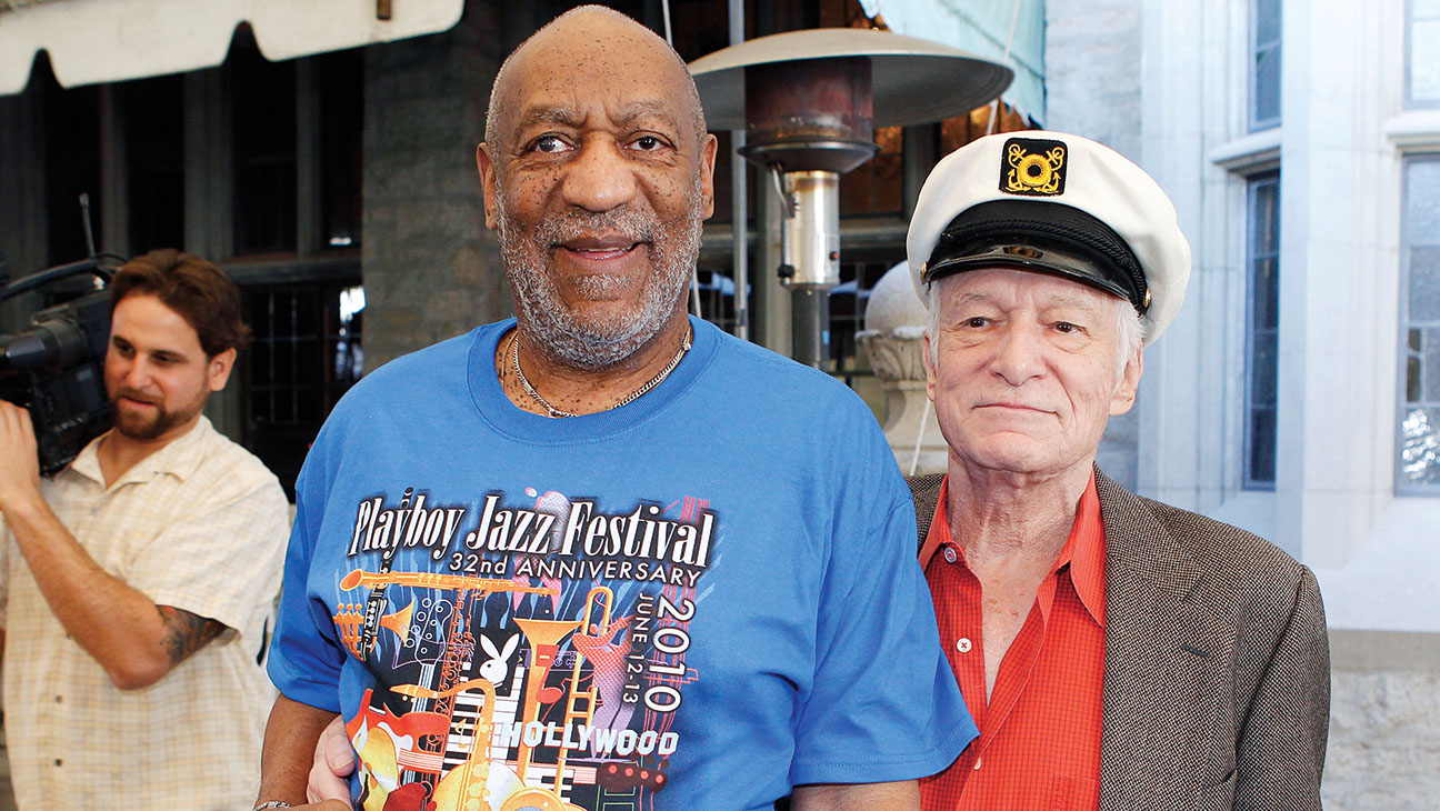 Hugh Hefner Demands Dismissal of Lawsuit Claiming He Conspired With Bill Cosby – The Hollywood Reporter