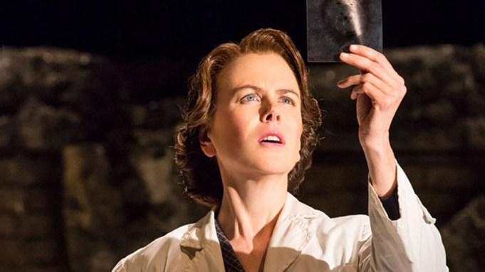 Nicole Kidman in 'Photograph 51': Theater