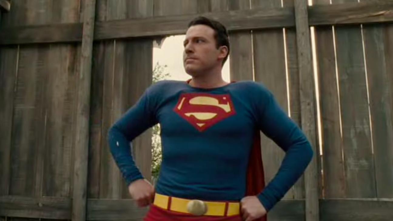 Ben Affleck; Superman; Batman