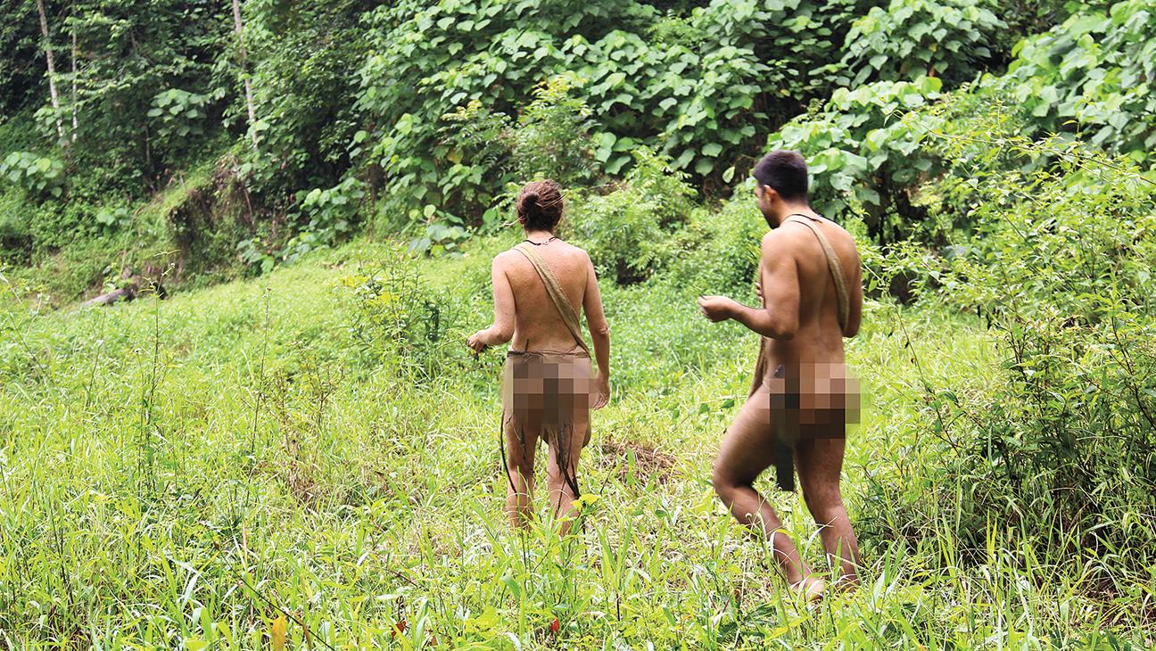 Naked And Afraid Nip Slip