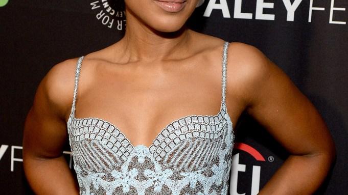 Kerry Washington Debuts 11 New Nude Makeup Shades for