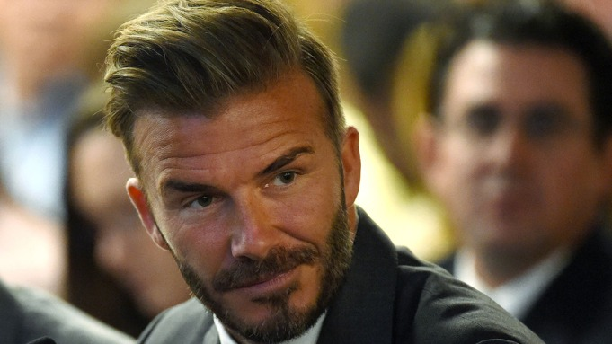 David Beckham Email Hack Reveals Star S Outrage Over Knighthood Snub The Hollywood Reporter