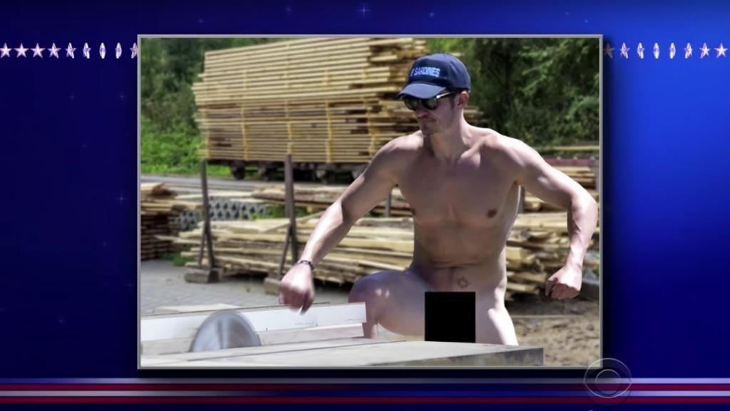 James nude stephen Alleged nude