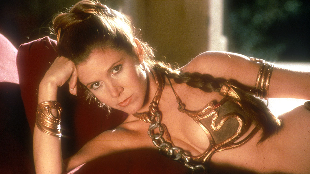Carrie Fisher Porn