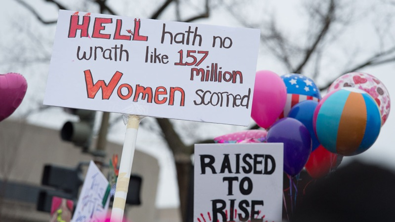 A scorned of woman signs 10 Signs