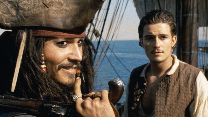 Pirates Of The Caribbean The Curse Of The Black Pearl Thr S 2003 Review The Hollywood Reporter