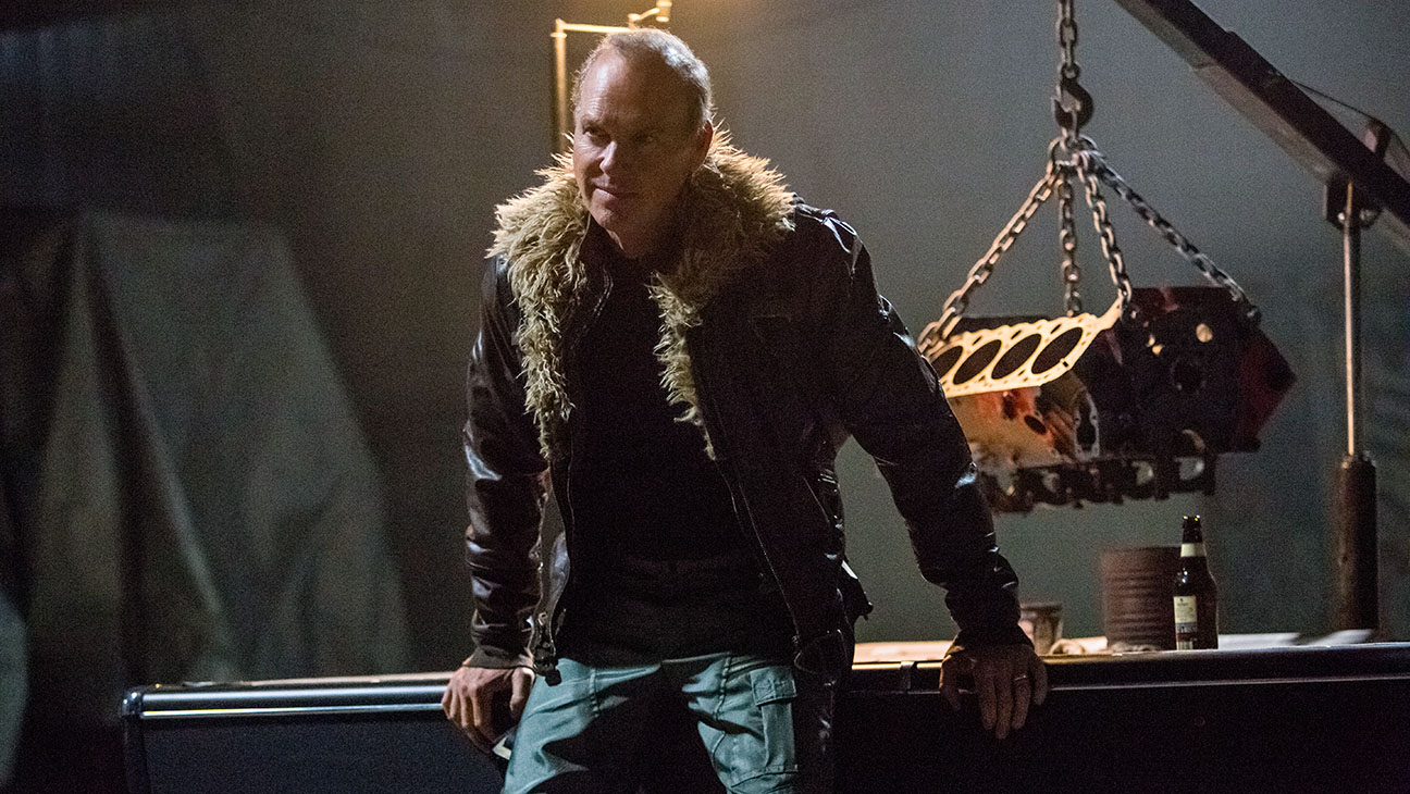 """""""Spider-Man: Homecoming"""" Vulture"""