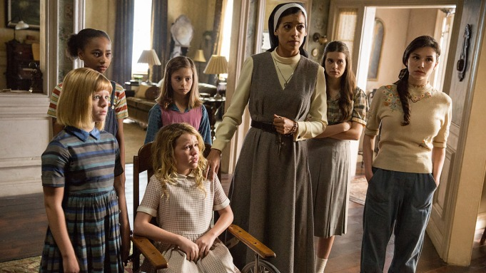 Weekend Box Office: 'Annabelle: Creation' Terrifying Competition With $36M-Plus Debut – The Hollywood Reporter