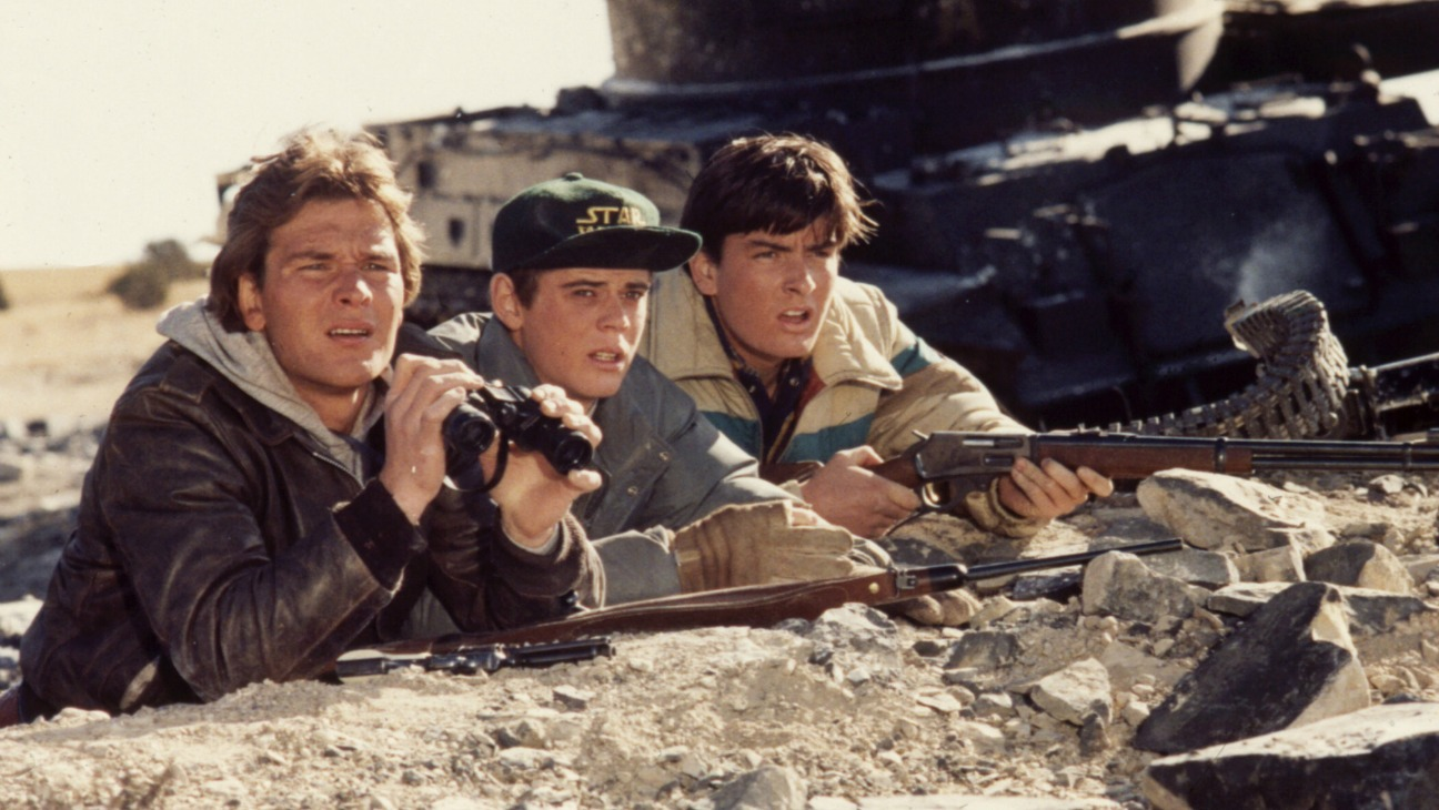 Red Dawn (1984) – Actions, Drama