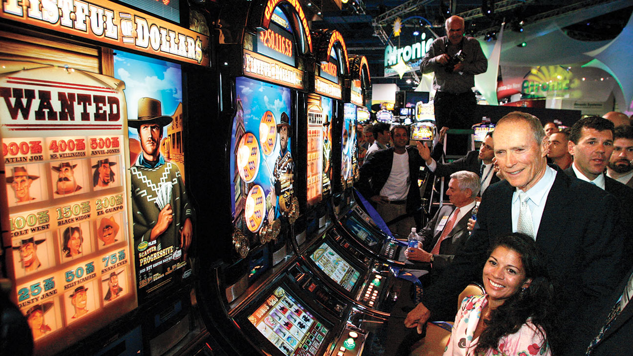 Las Vegas Slot Machines Are Making Hollywood Millions in Revenue – The  Hollywood Reporter