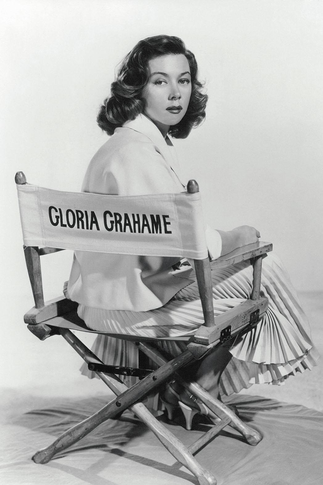 Gloria Grahame Scandal