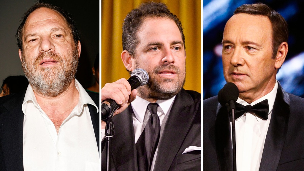 All Entertainment Media Men Accused Of Sexual Misconduct Post Weinstein The Hollywood Reporter