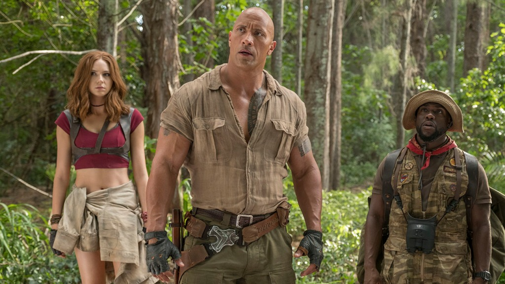 Jumanji: Welcome to the Jungle' Has a Confusing Message for Teenagers – The Hollywood Reporter