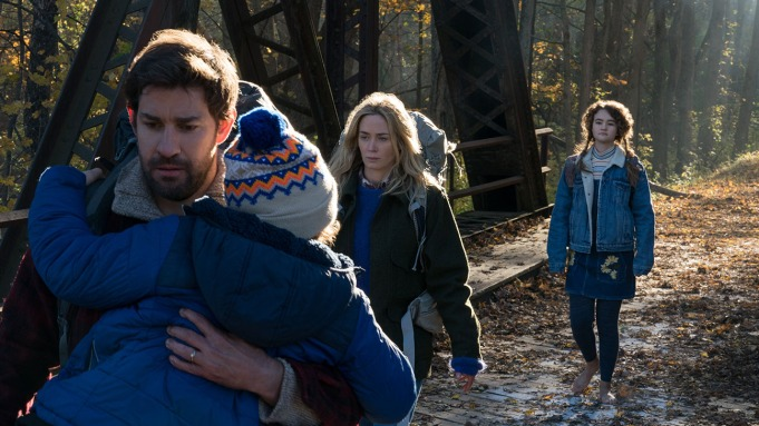 Entire 'A Quiet Place' Cast to Compete in Supporting Category (Exclusive) –  The Hollywood Reporter