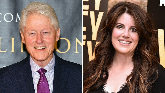 Monica Lewinsky Interviewed for Bill Clinton Impeachment Doc – The  Hollywood Reporter