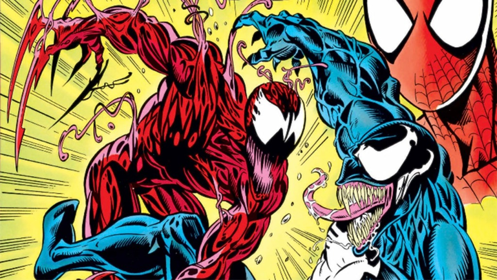 How To Beat Carnival Carnage On Fortnite Maximum Carnage Paved Way For Tom Hardy S Venom The Hollywood Reporter