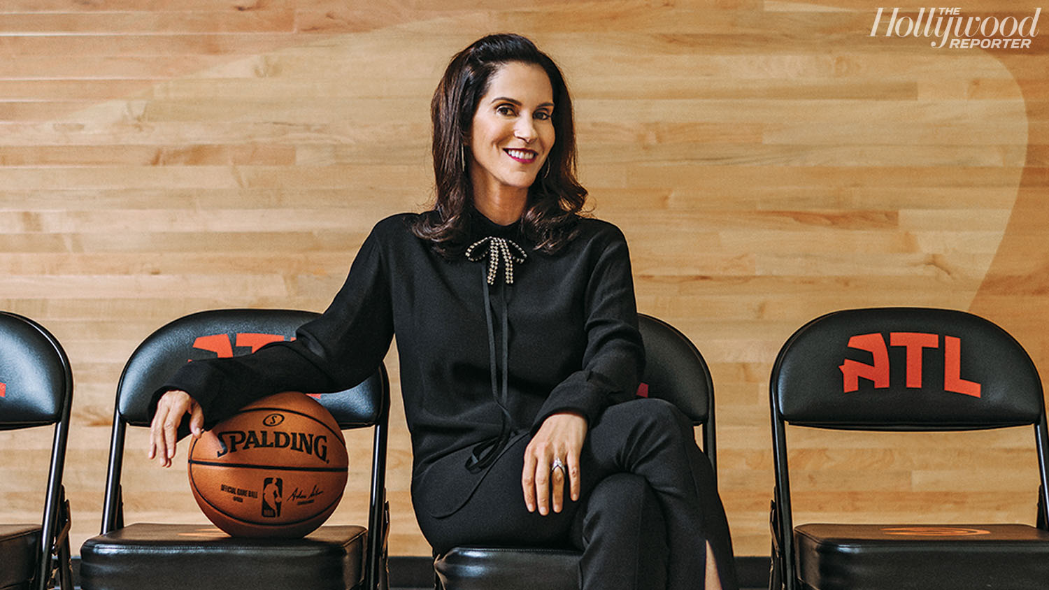 How Jami Gertz Became a Hollywood NBA Owner – The Hollywood Reporter