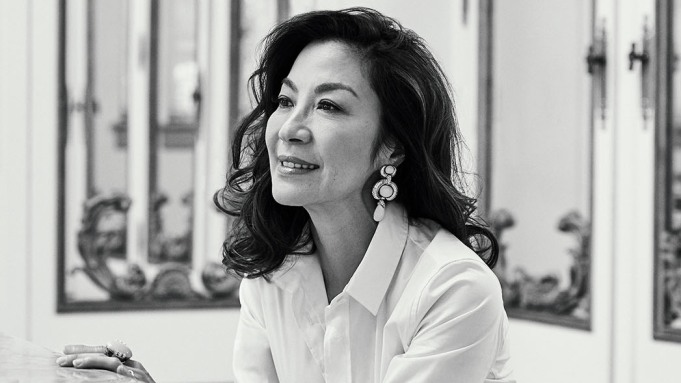 Michelle Yeoh On Portraying Formidable Matriarch In Crazy Rich Asians The Hollywood Reporter