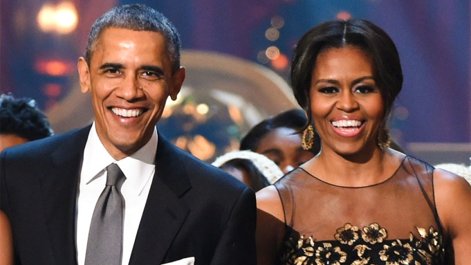 Obamas Readying Film and TV Event