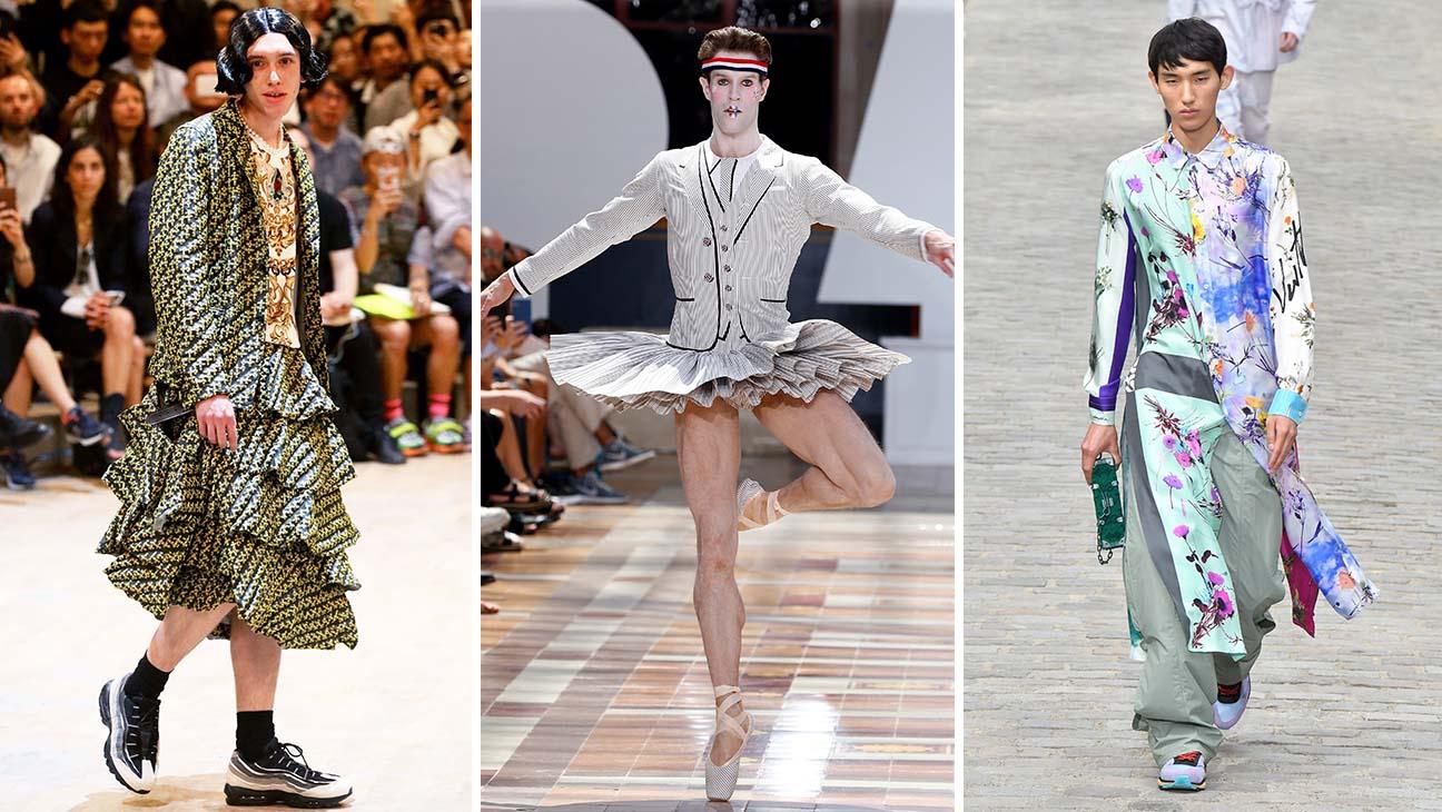 Dressing feminine men Femulate: feminine