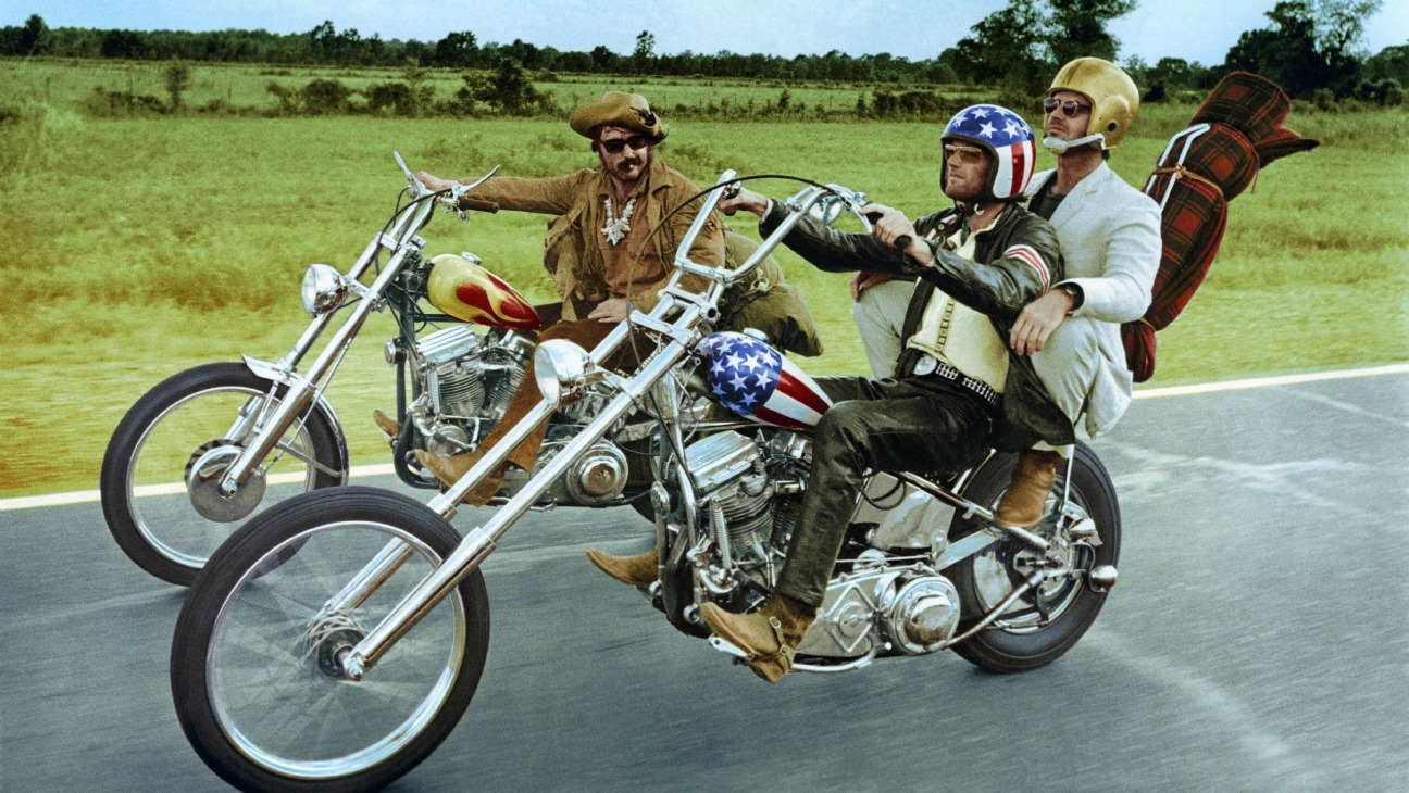 Easy Rider (1969) – Adventure, Drama