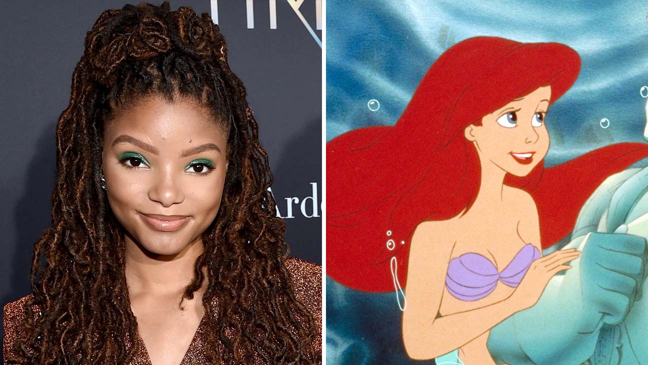 Disney Finds 'Little Mermaid' Star in Singer Halle Bailey – The Hollywood  Reporter