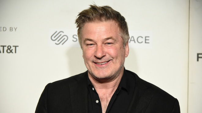 Alec Baldwin on Becoming a Storm Chaser and Returning to Indies with 'Supercell'