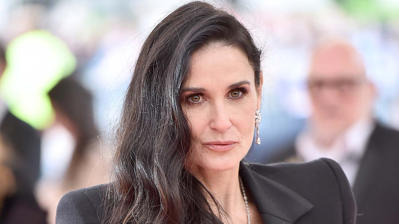 Dated demi who has moore Demi Moore's