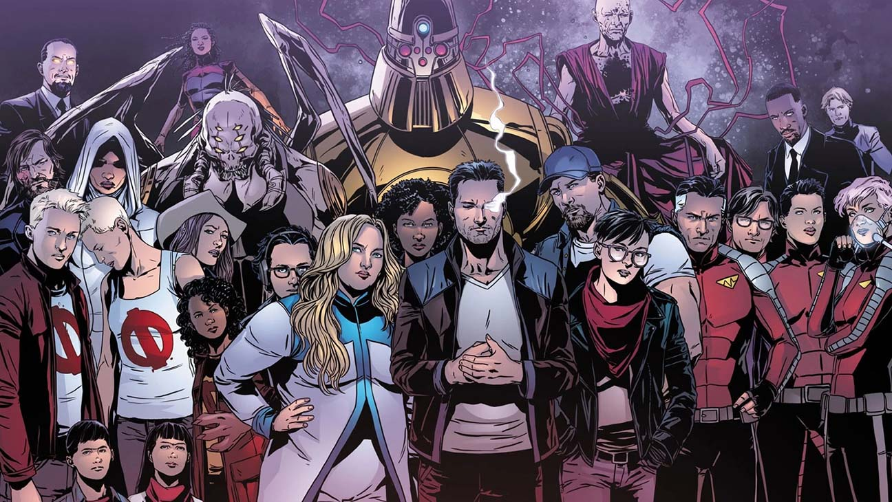 While not as well-established as MCU or DC, Sony has announced its plans to release movies based on adaptations of Valiant.