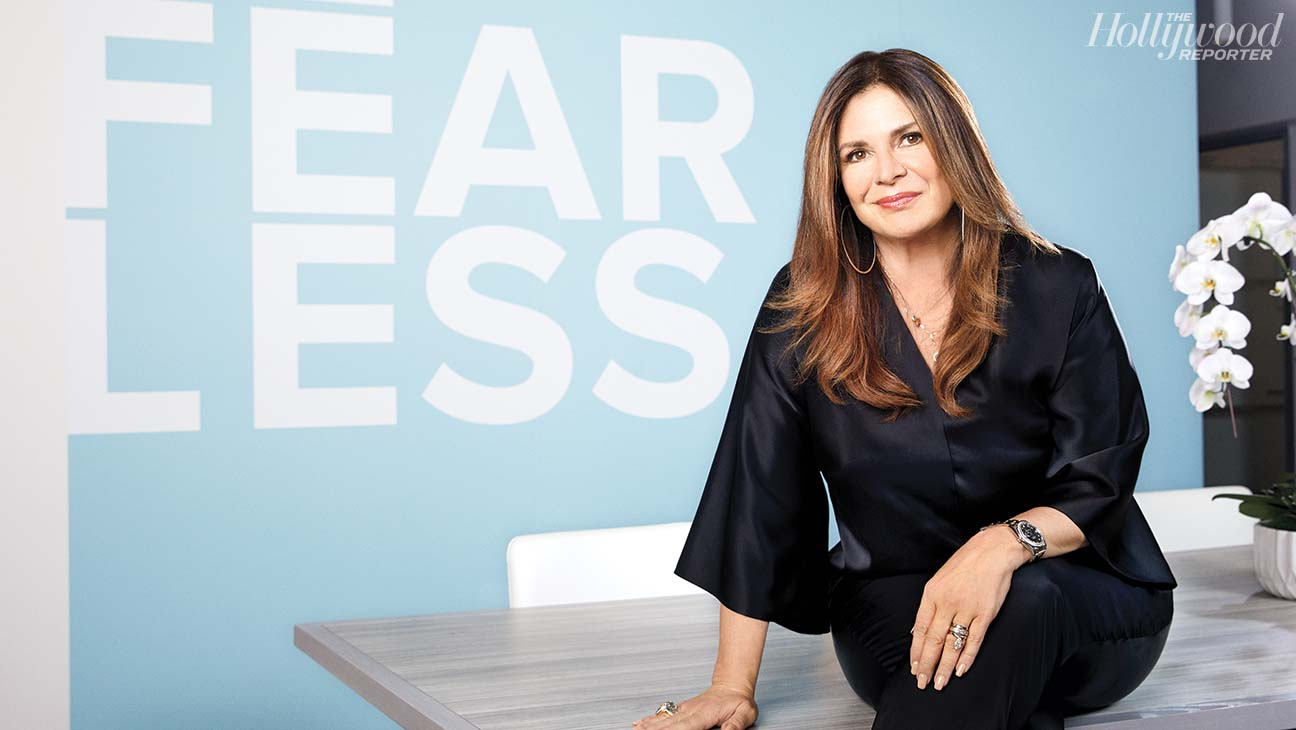 """How Business Manager Lou Taylor Is """"Ferociously"""" Breaking the Glass Ceiling  – The Hollywood Reporter"""