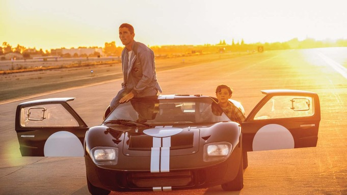Ford V Ferrari 10 Things To Know About Best Picture Oscar Nominee The Hollywood Reporter