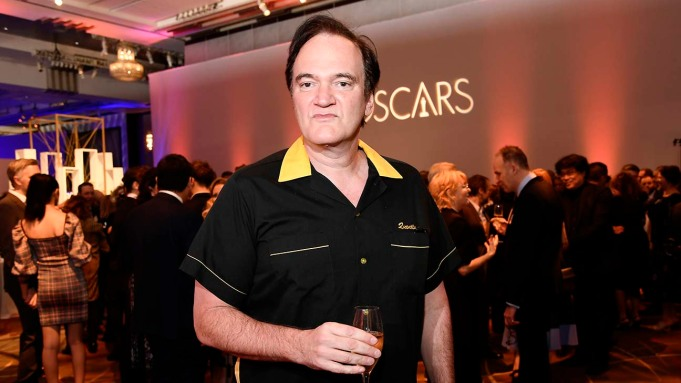 Quentin Tarantino Sets Two-Book Deal with