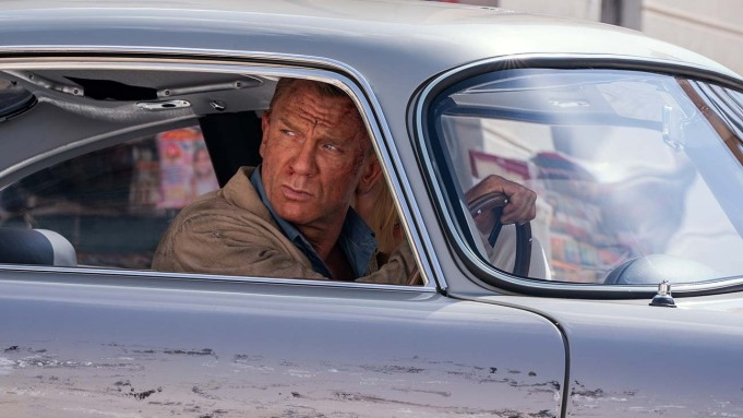 James Bond, No Time to Die
