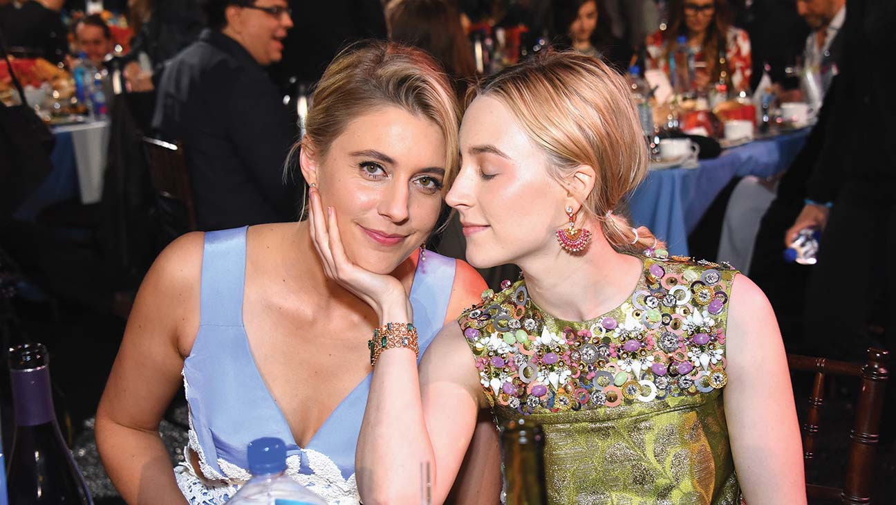 Greta Gerwig and Saoirse Ronan on What Makes Their Unique Collaboration  Work – The Hollywood Reporter