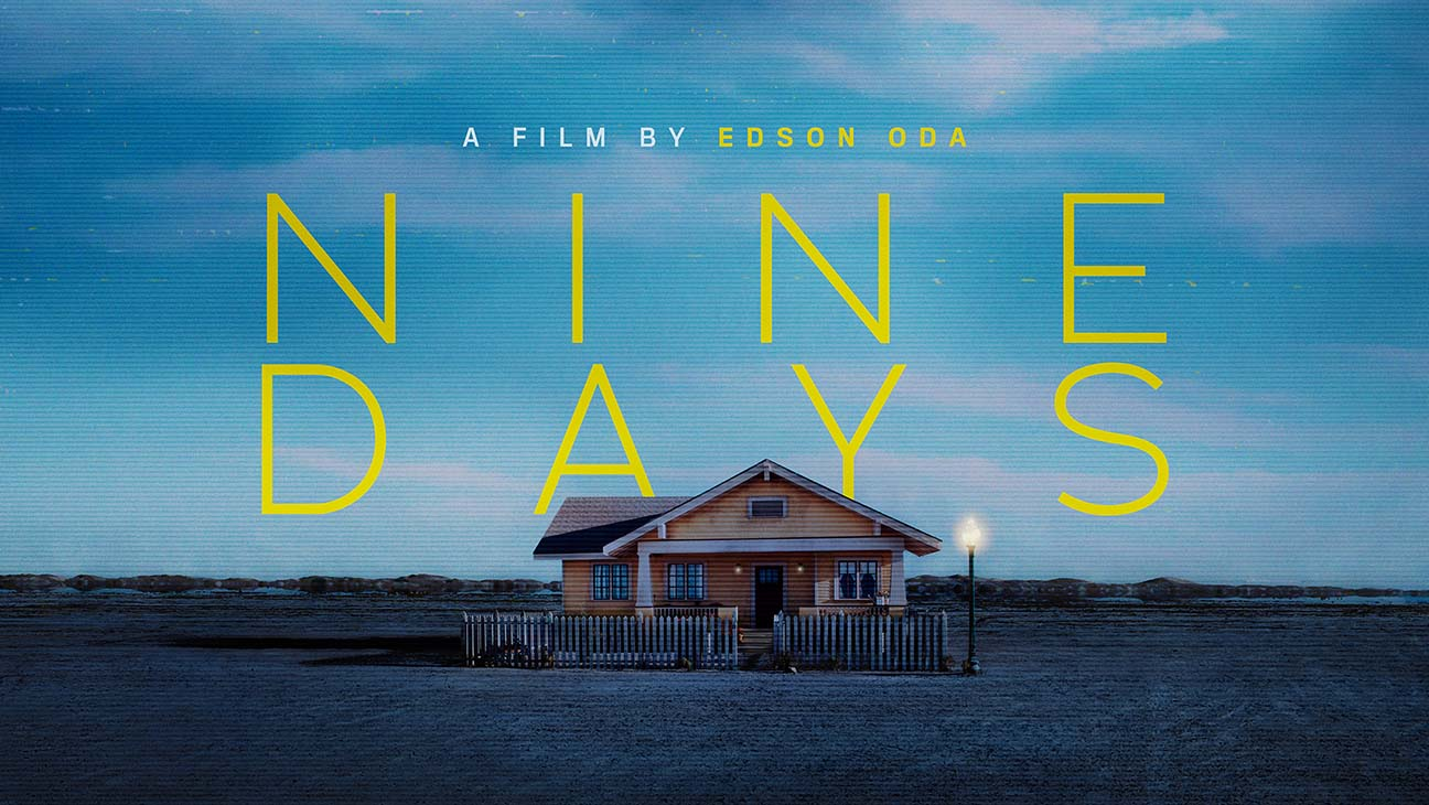 Nine Days' Posters Debut Ahead of Sundance Premiere (Exclusive) – The Hollywood Reporter