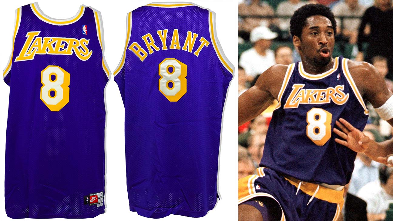 Kobe Bryant Jersey From First All-Star Season to Be Auctioned ...
